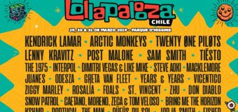 LINE UP – Lollapalooza 2019