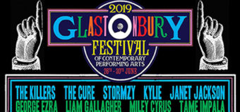 LINE UP – Glastonbury 2019