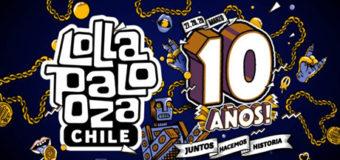 LINE UP – Lollapalooza 2020